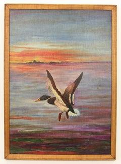 West Indies Landscape Painting