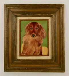 Best Friend Dog Painting