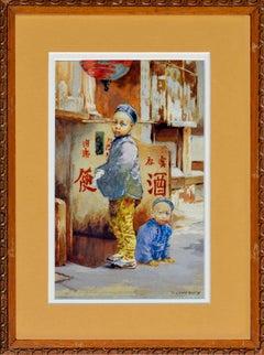 China Town San Francisco 1896