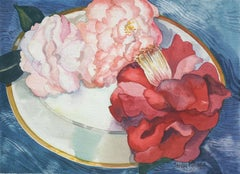 Camellias Still Life