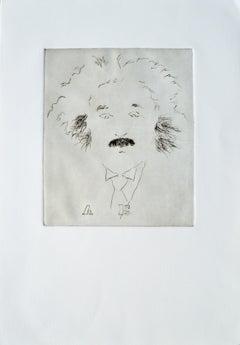 """A E"" Albert Einstein #7"