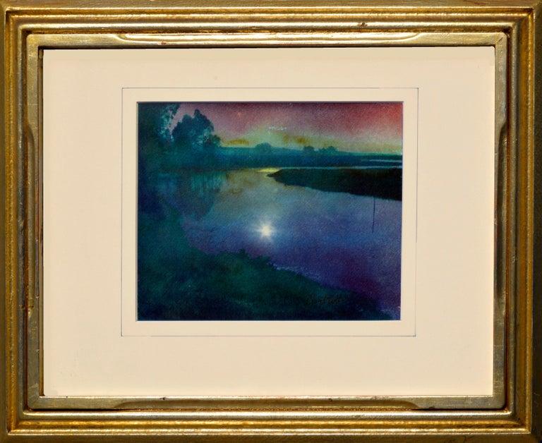 Elkhorn Slough - Mixed Media Art by Cheryl Trotter