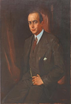 Portrait of Gentleman David Ingles - Scotland