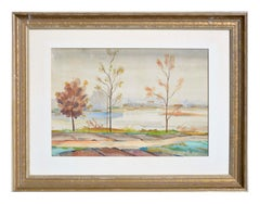 Three Trees Landscape
