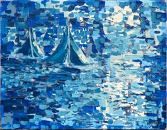 Abstract Impressionist Paintings