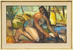 Latin American Expressionist Figurative