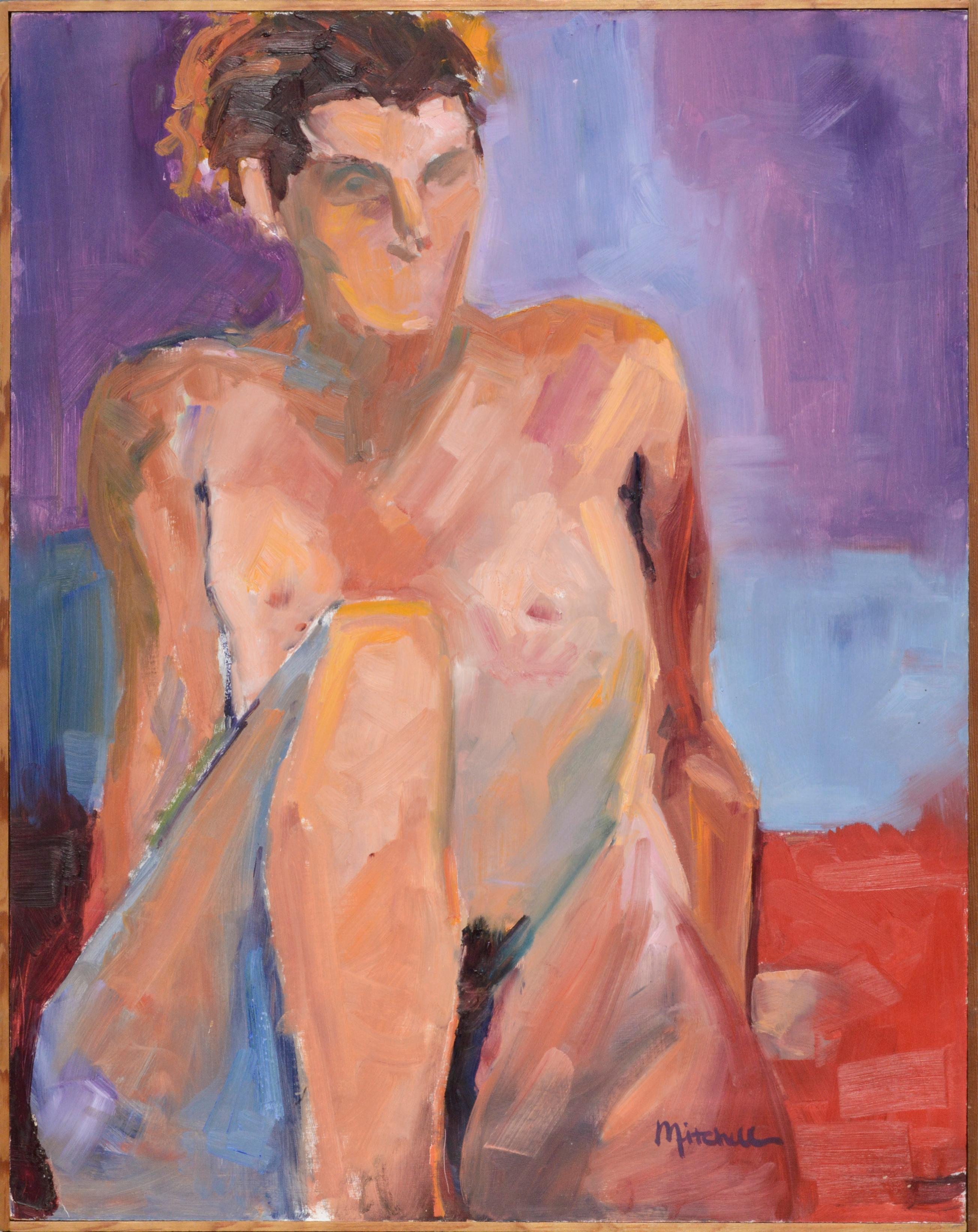 Reclining Nude Figurative