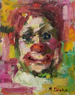 Clown Portrait #1