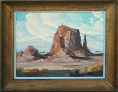 Sherman Rocks, Utah Landscape