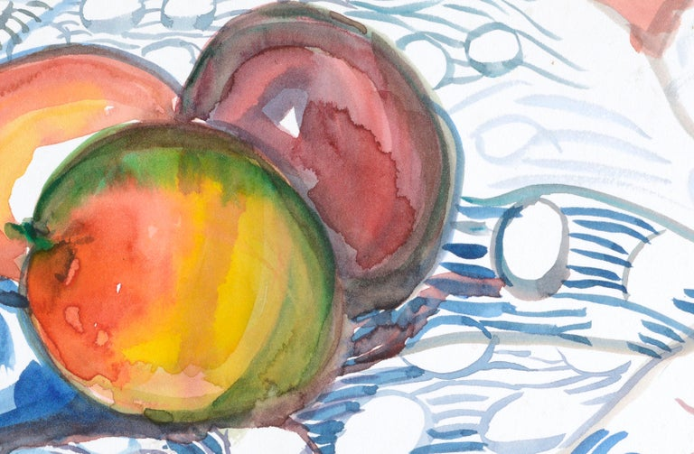 Still Life with Apples For Sale 2