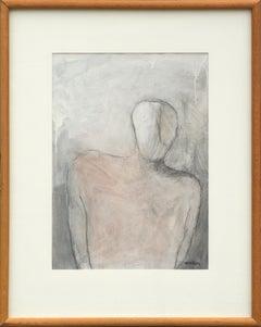 Silhouette in White