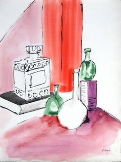 French Parfum Still Life