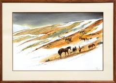 Wild Horses John Craig Sheppard