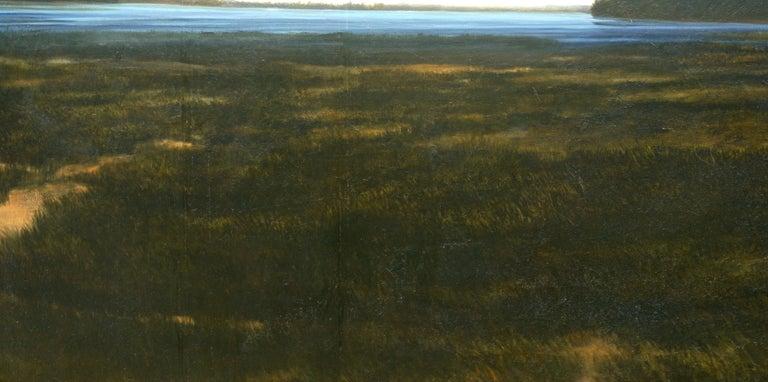 Jamestown Marsh II Landscape For Sale 3