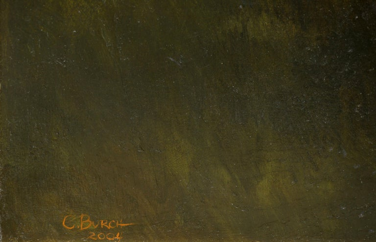 Jamestown Marsh II Landscape For Sale 4
