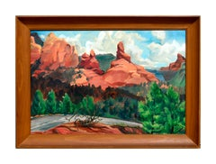 Mid Century South Coyote Buttes, Arizona Landscape