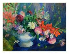 Summer Floral Still Life 1925