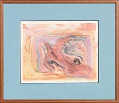 """""""Survivor"""" Abstract Expressionist Composition"""