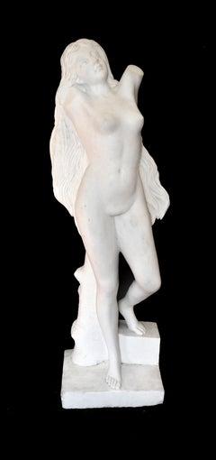 Venus Monumental Marble Statue Passini