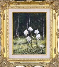"""Swan Country Bean Grass"" - Landscape"