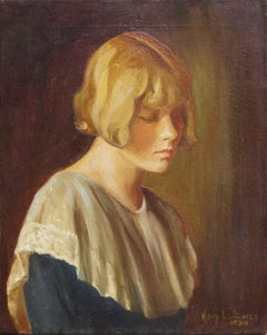 Portrait of a Young Woman 1930
