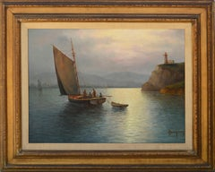 Fishermen Near Shore