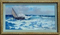 Crashing the Surf by Carl Davidson