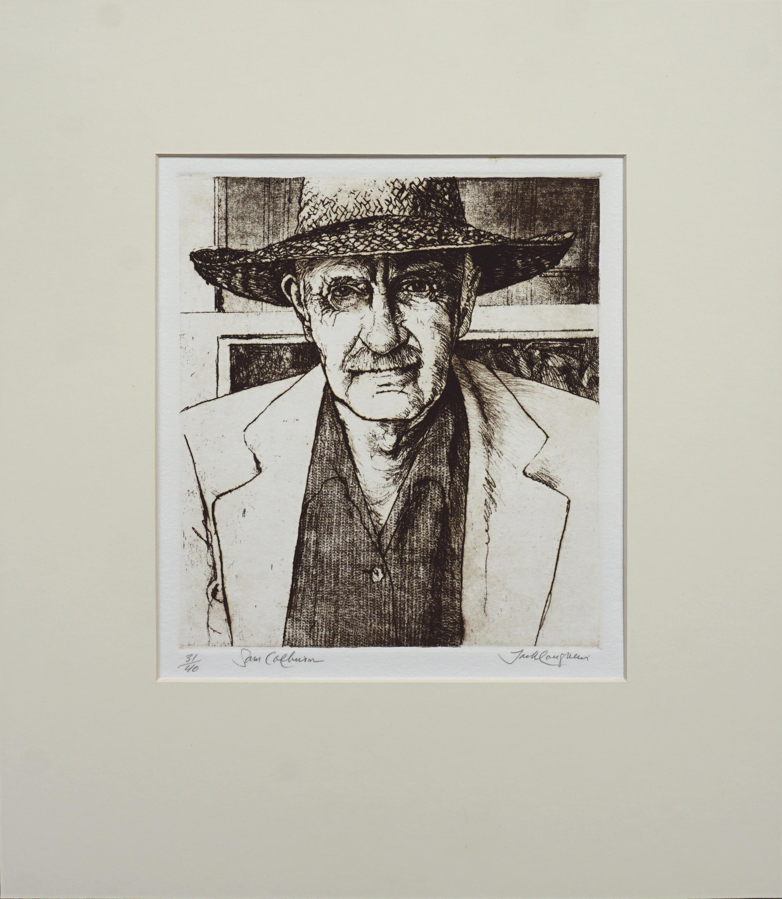 Portrait of Sam Colburn Carmel Artist