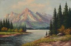 Sierra Lake Landscape