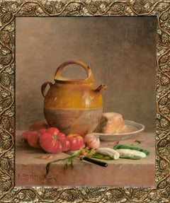 Turn of the Century French Provincial Still Life