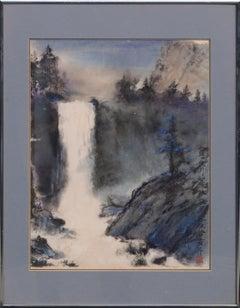 Yosemite Mist Trail - Landscape