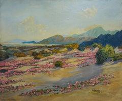 Mid Century Palm Springs in Bloom
