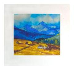 Blue Mountains, Mid Century Landscape