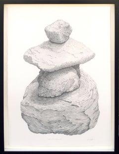 Rock Stack -- Nature Still-Life