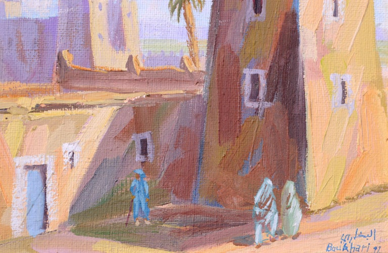 Middle Eastern Street Scene For Sale 1