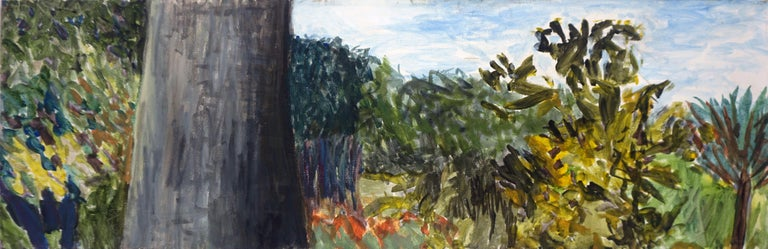 Michael Pauker  Abstract Painting - A Lush Place