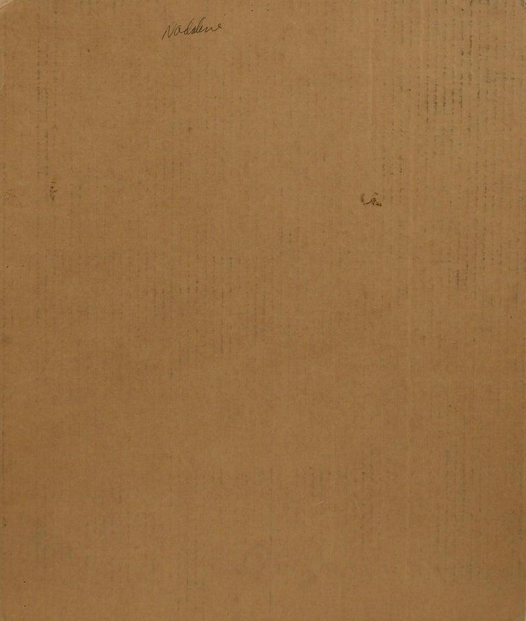 1985 Joan Collins Portrait by Louis Nadalini For Sale 3