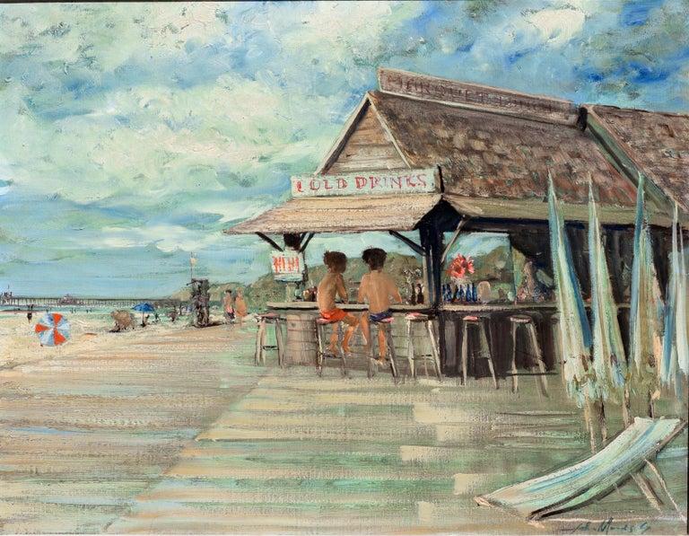 Laguna Beach Lunch Hut by John Morris For Sale 1