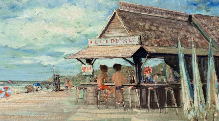 Laguna Beach Lunch Hut by John Morris For Sale 3