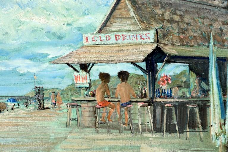 Laguna Beach Lunch Hut by John Morris For Sale 4