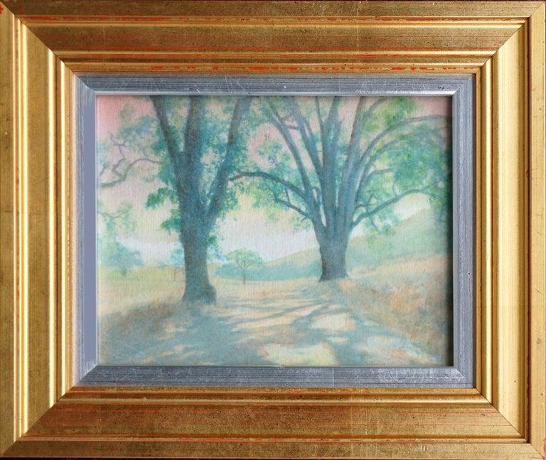 Cheryl Trotter Landscape Art - Rancho San Carlos Landscape