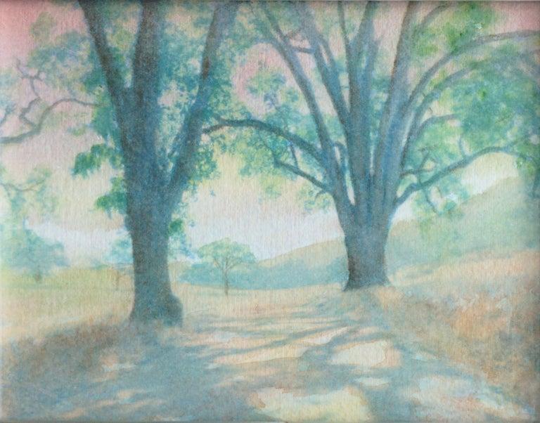 Rancho San Carlos Landscape - Art by Cheryl Trotter