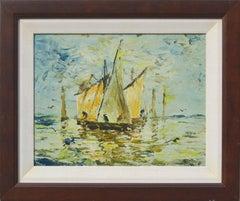 Boats, 1956