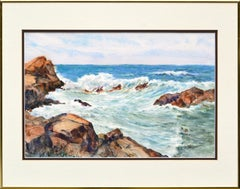 American Impressionist Landscape Drawings and Watercolours