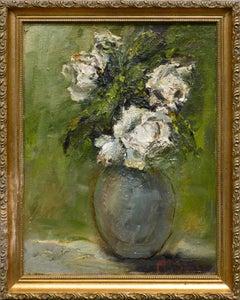 White Roses Still Life