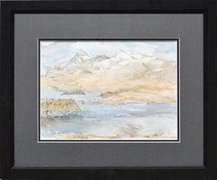 """Scurr Nan Gillean and Loch"" Scotland - Landscape"