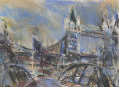 Tower Bridge, London Landscape