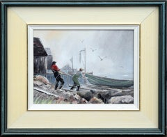 1980s Landscape Paintings