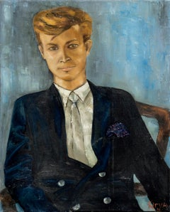 Portrait of a Young Man 1963