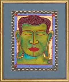"""Head of the Buddha"" Bodhisattva Portrait"